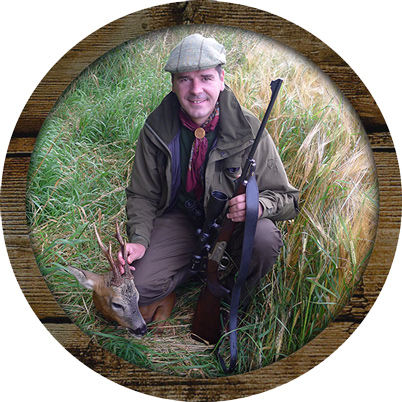 veidemanns reiser wood hunting roe deer 4022